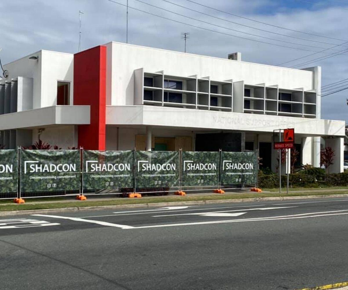 TSP New Building